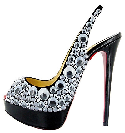c16b9a54a01 Christian Louboutin shoes from Fall/ winter 2011/ 2012 collection ...
